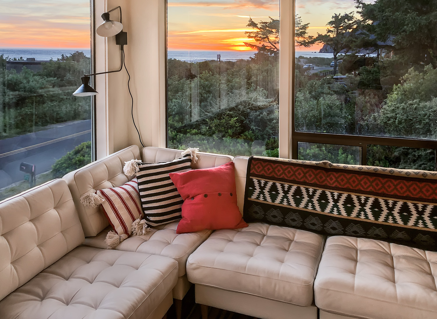 Manzanita Lodge View Seat