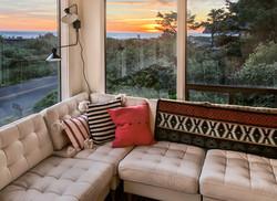 Manzanita Lodge View Seat