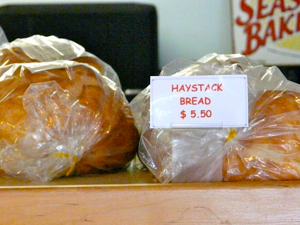Haystack Bread at Cannon Beach Bakery
