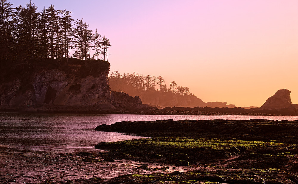 The connection between lews & Clark and the Oregon coast