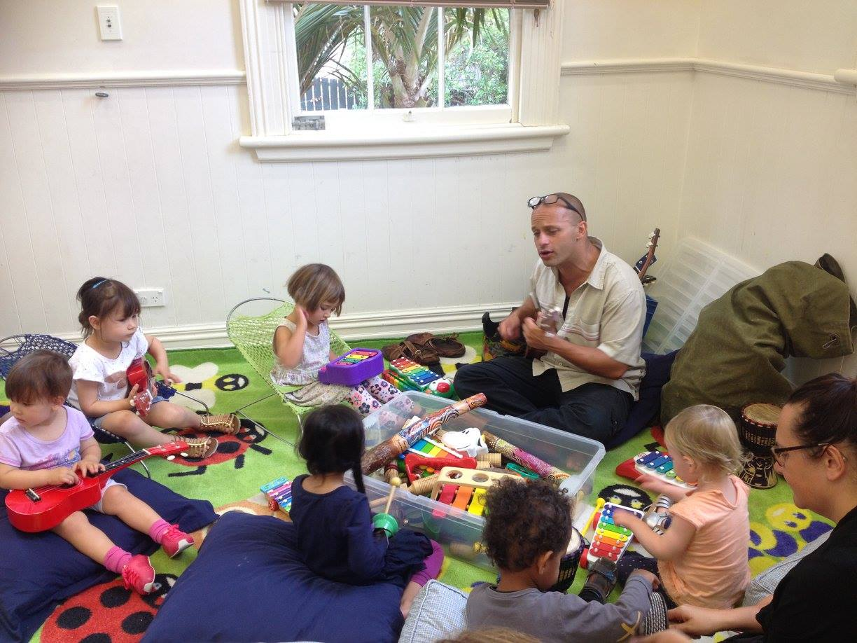 Ponsonby Playgroup 2018