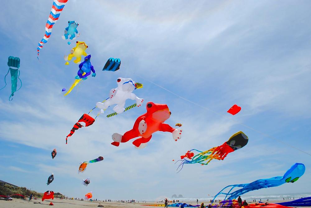Oregon Kite Festival 2019