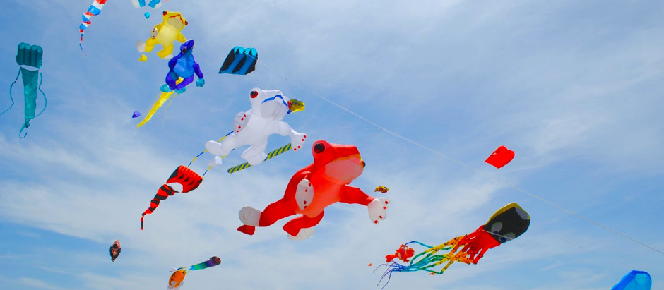 Get Ready for the Oregon Kite Festival