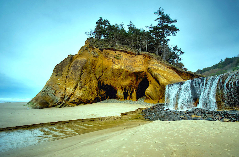 Hug Point State Park