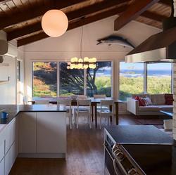 Modern Lodge Kitchen