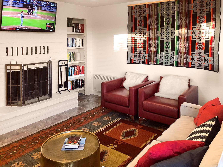 Family Room HDTV