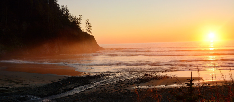 Coronavirus Covid -19 and the Oregon Coast