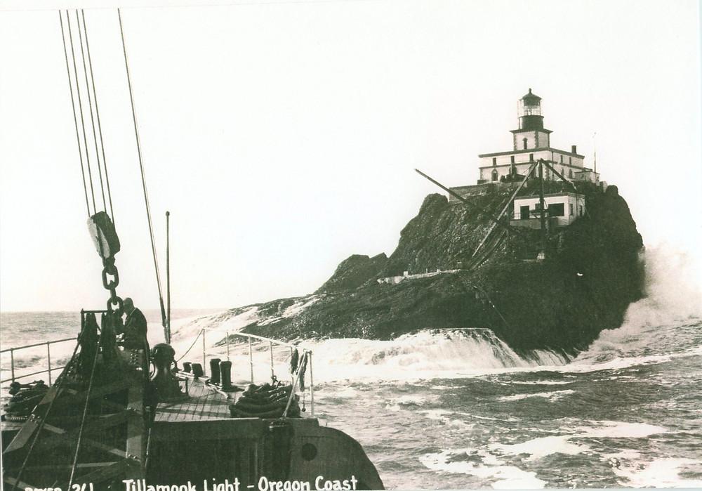 Terrible Tilly and Tillamook Rock Lighthouse