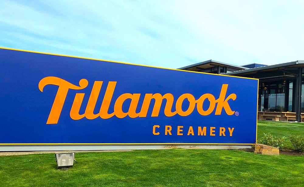 Tillamook Cheese Factory Visitors Center
