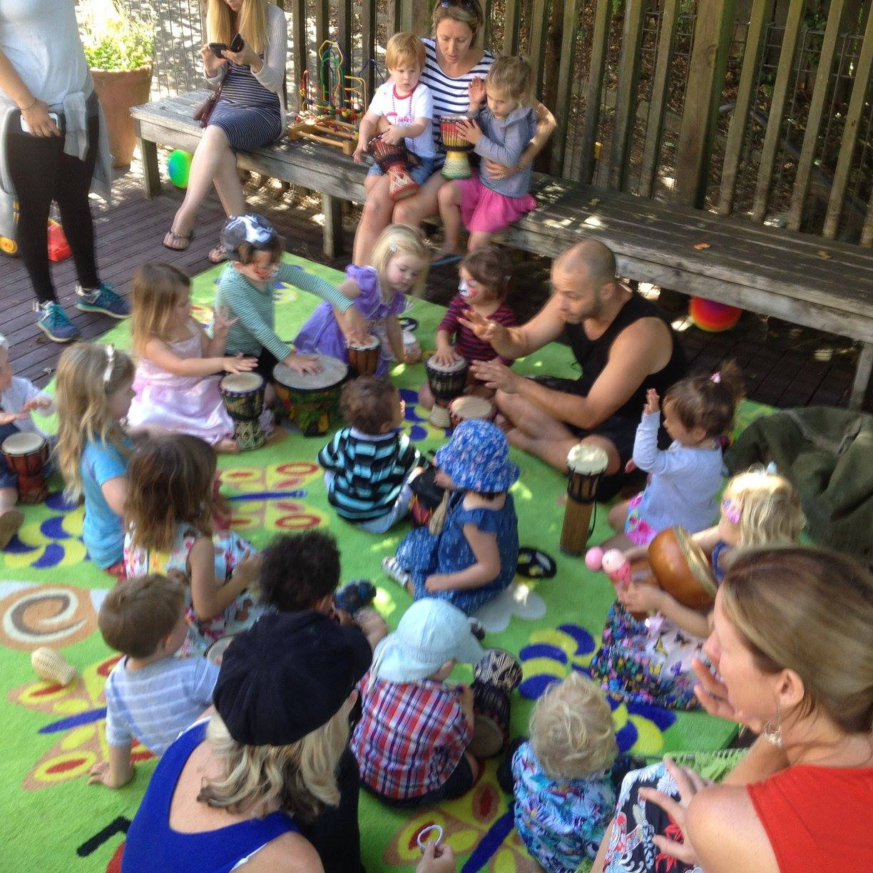 Ponsonby Playgroup 2017