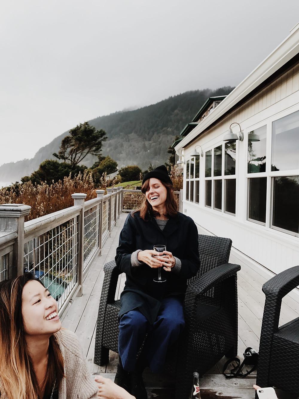 Relaxing At Oregon Coast Vacation Rentals