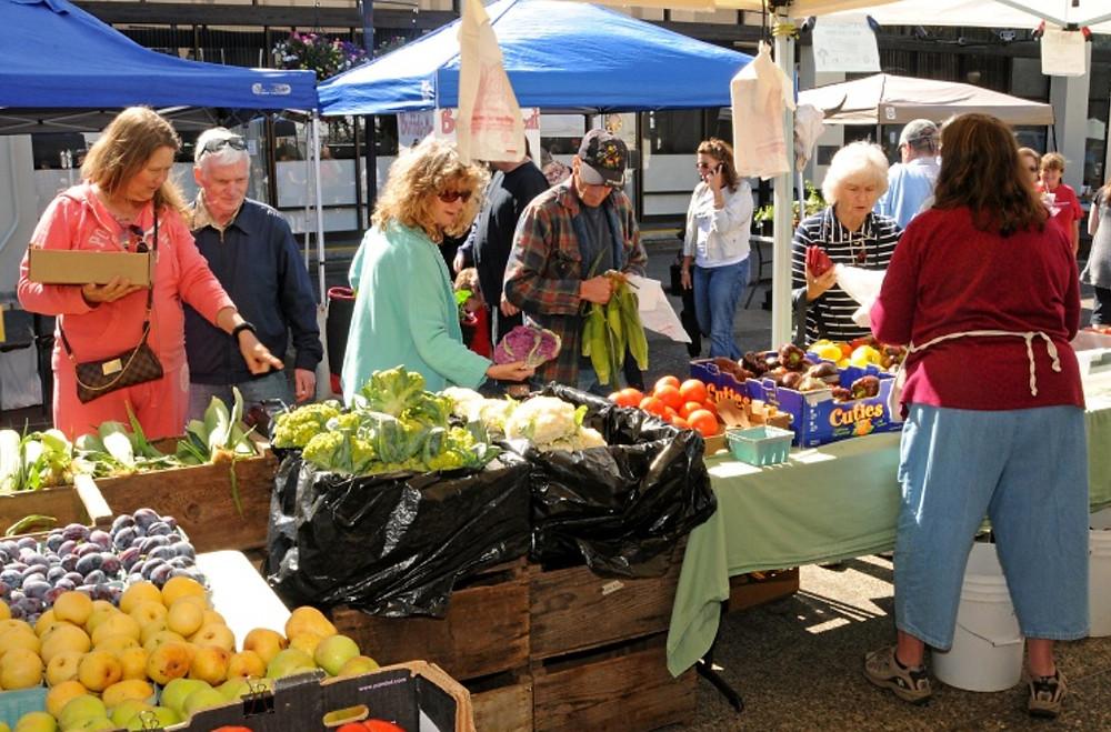 Tillamook Farmers' Market