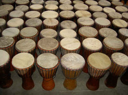 Large Group Percussion Sessions