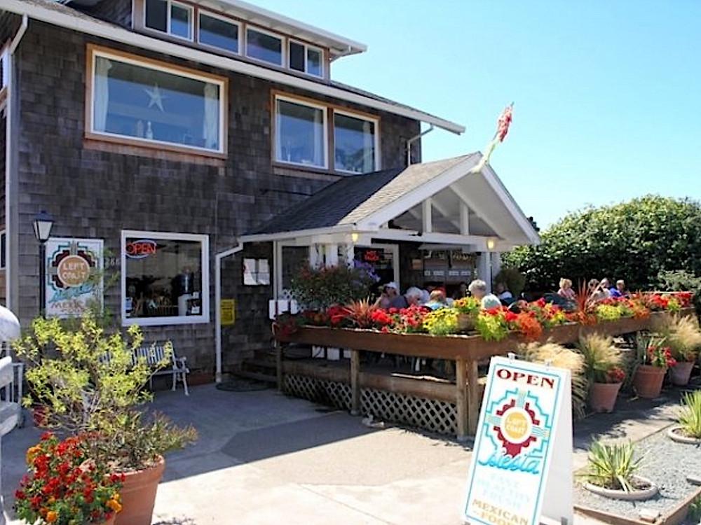 Manzanita Restaurant Left Coast Siesta