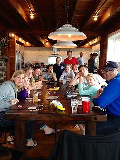Family staying at Manzanita beach vacation