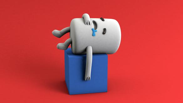 Marshmallow (desenvolvimento de personagem para marca)
