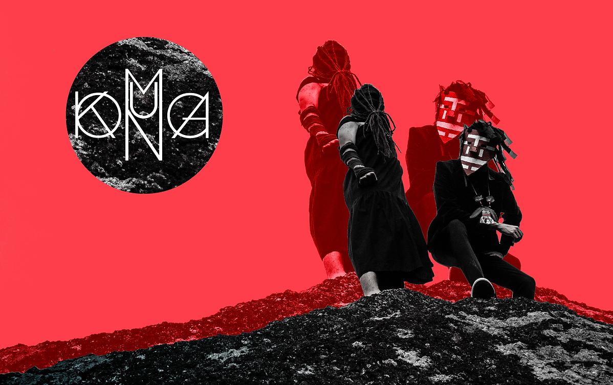 Komunga - Arte 2 PNG (por Misael Campos)