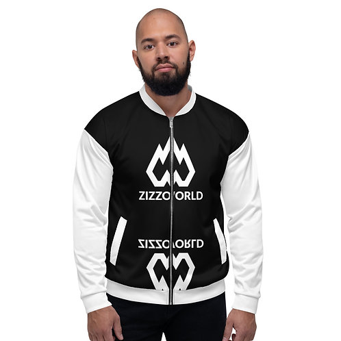 Unisex Zizzo World Bomber Jacket