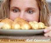 FB Post Free Webinar Cut Sugar Cravings.