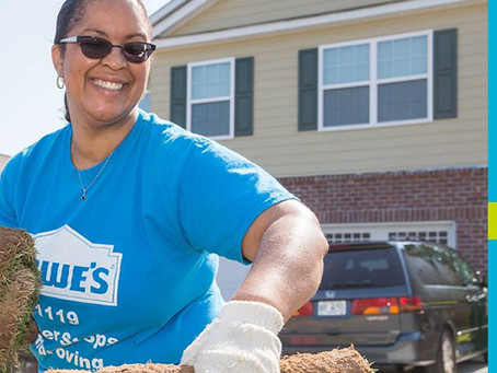 Women Build Week May 6 - 13