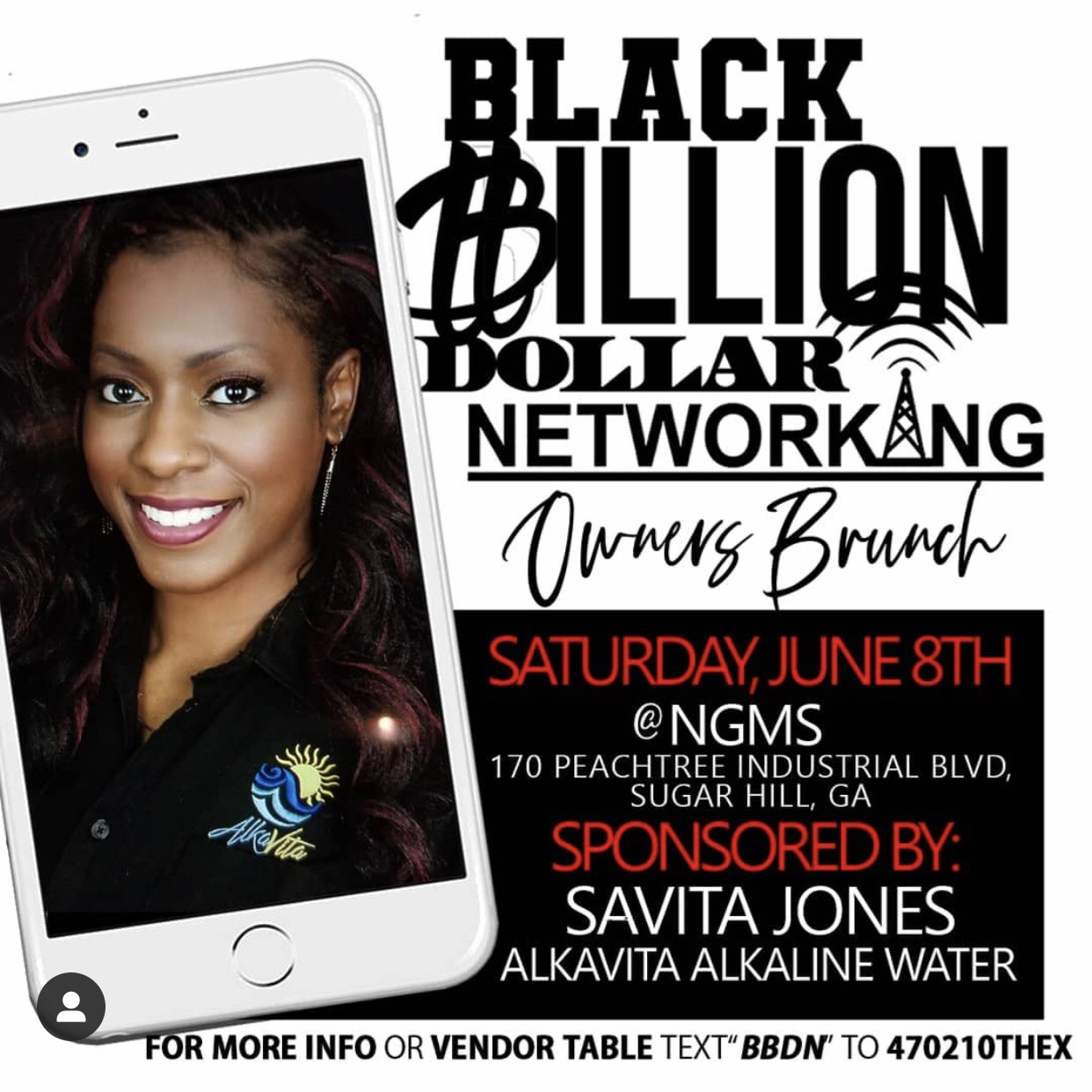 Black Billion Dollar Network Brunch