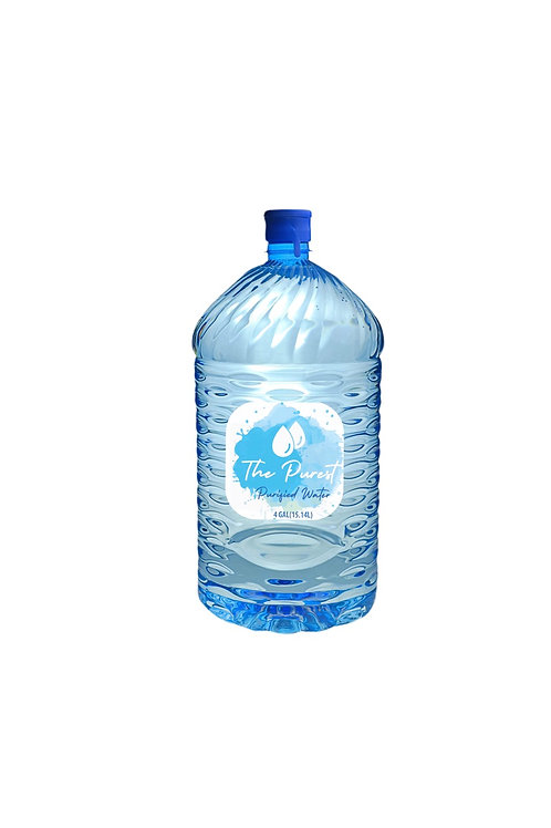 The Purest AlkaVita Purified Water 4 count (16 gallons)