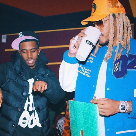 """King Combs and Future are catering to the ladies with their new single """"Holdin Me Down"""""""