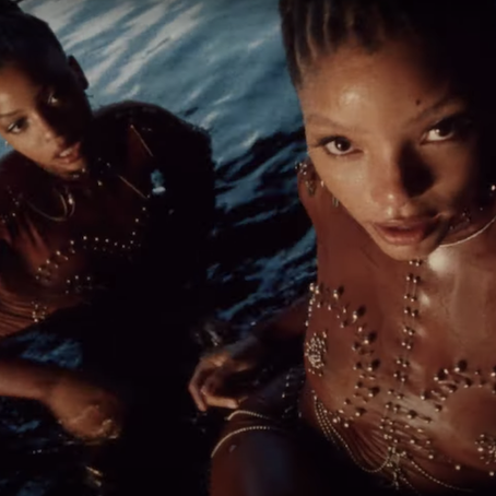"""Chloe x Halle debut dynamic visual for """"Ungodly Hour"""""""