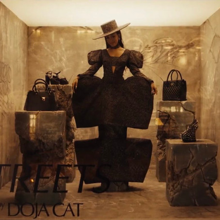 """Doja Cat premieres long-awaited visual for her latest hit """"Streets"""""""