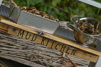 Mud Kitchen Creative Writing and Personalised