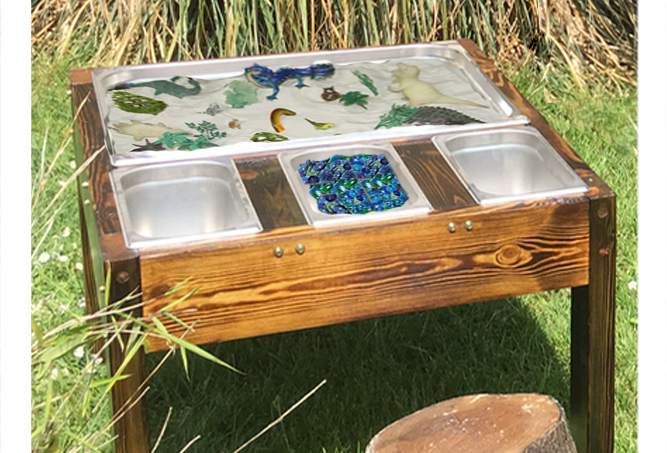 Sand Therapy Play Table