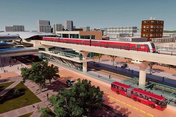 Gobierno a financiar, distrito a liderar y Empresa Metro a ejecutar