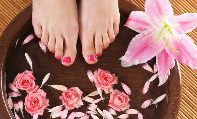 Feet Bathing Herbal Bags-Family Use