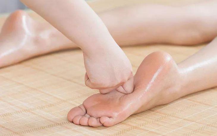 Feet Reflexology Package