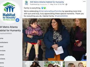 Client: Habitat for Humanity of NW Metro Atlanta