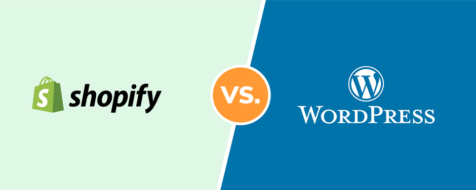 Shopify vs. WordPress: From a Marketers Point of View