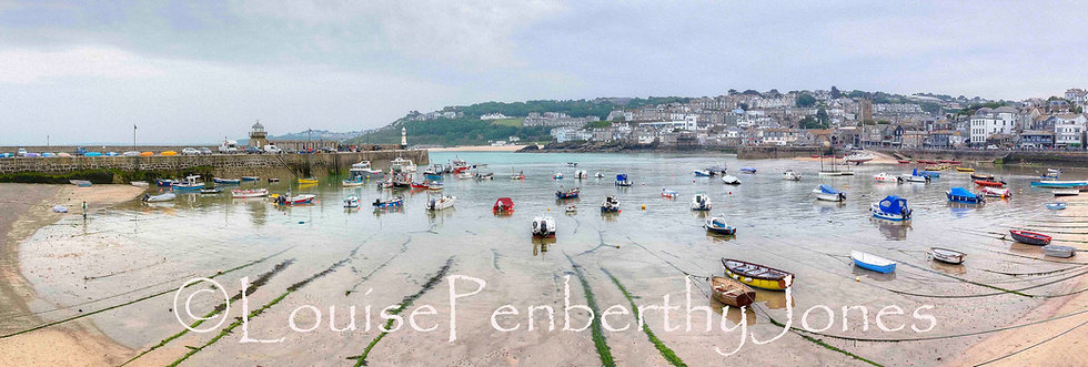 Boats & Ropes 2 - St Ives