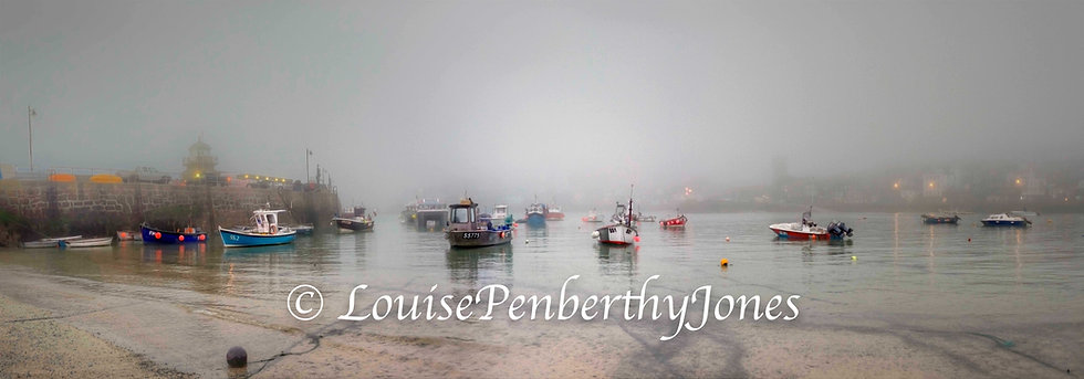 Misty Morning - St Ives