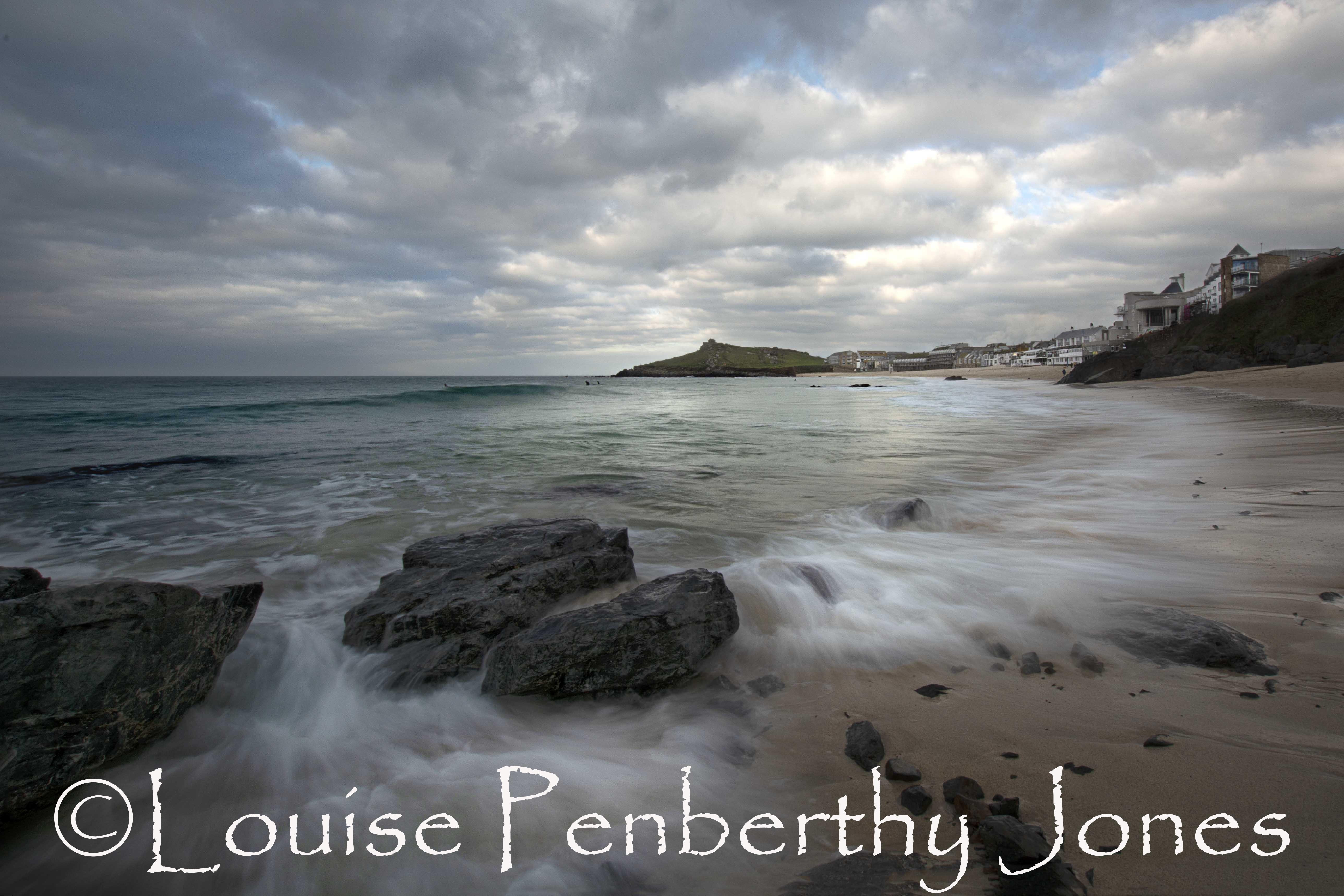 Porthmeor Waves