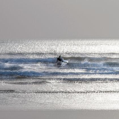 In the Surf - Marazion