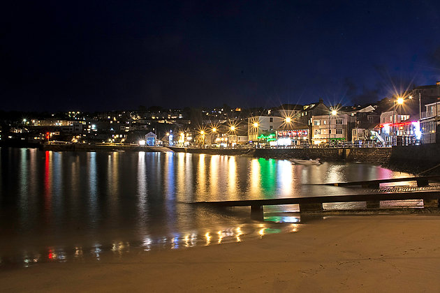 St Ives by Night 1