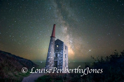 Milky Way at Wheal Prosper full size