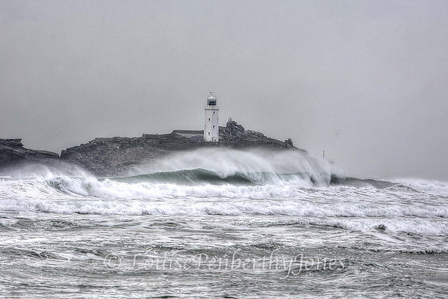Godrevy Lighthouse - Gwithian