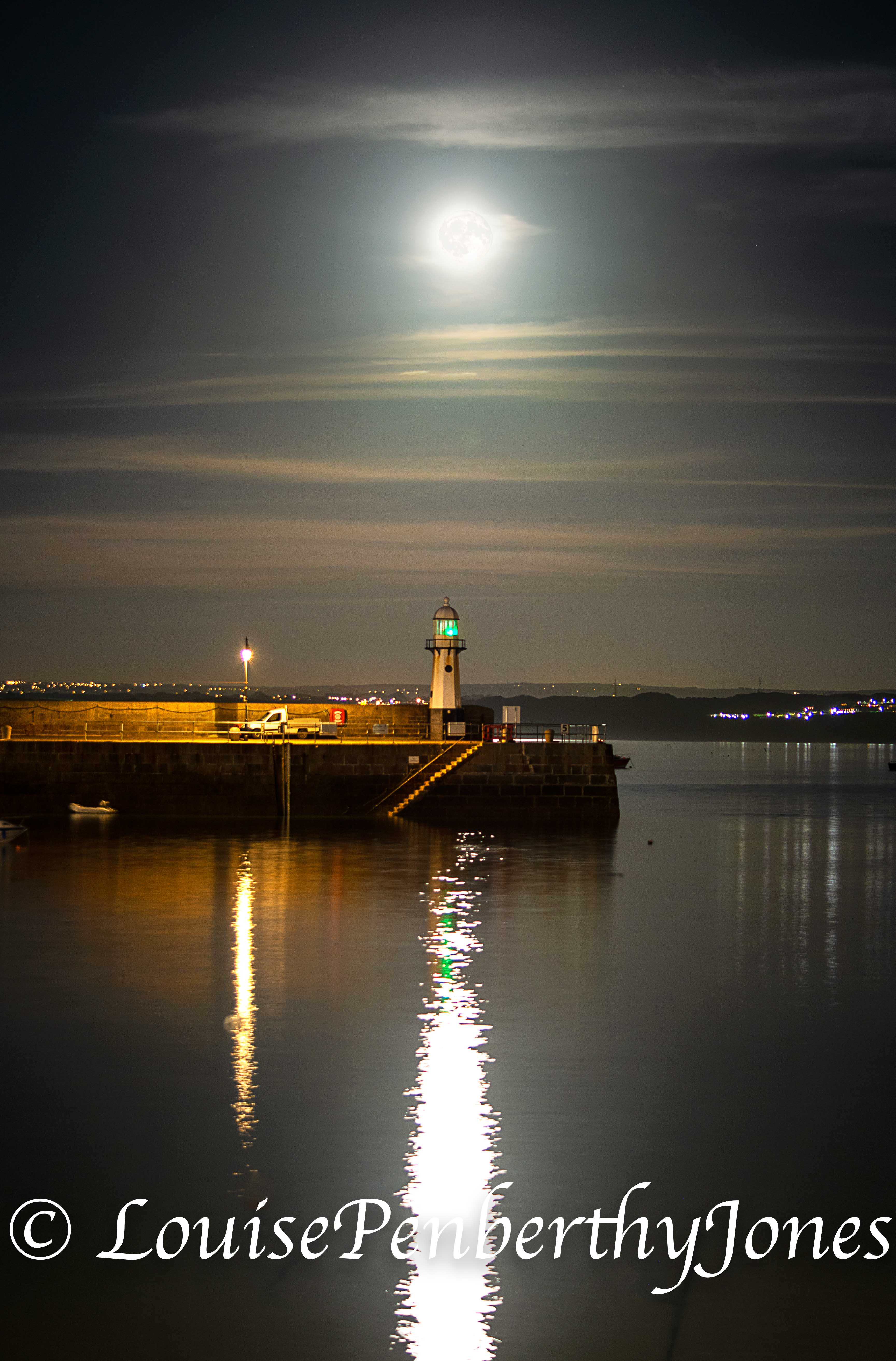 St Ives Harvest Moon