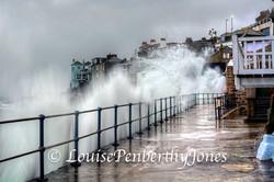 Lambeth Walk Waves - St Ives