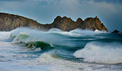 Treen from Porthcurno
