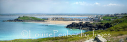 St Ives from Clodgy point