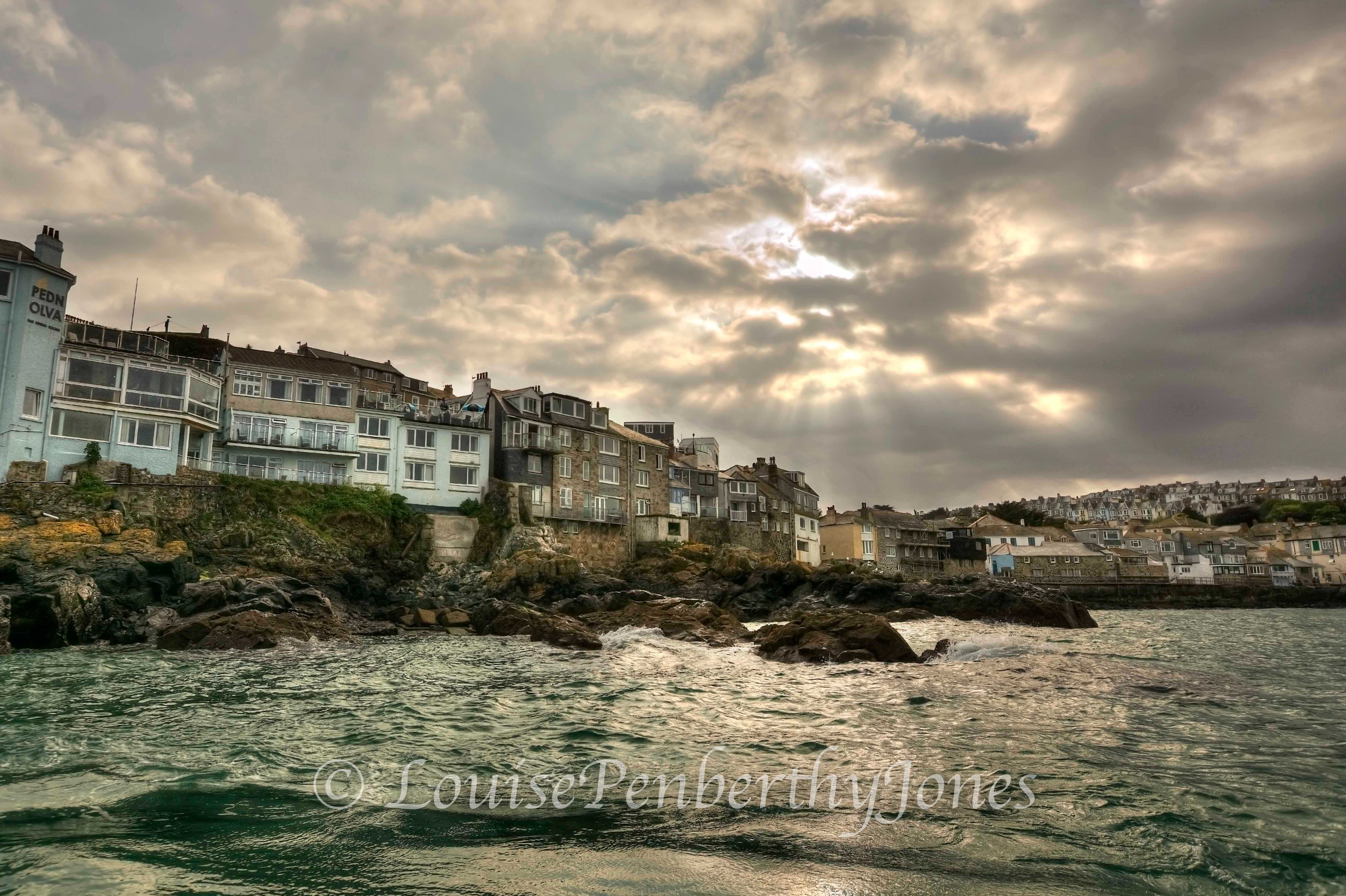 Crab Rock - St Ives