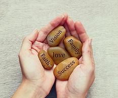 Affirmation Stones