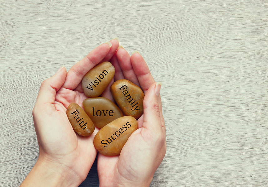 Zen Gen Yoga Family Stones